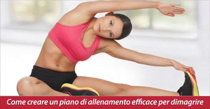 dieta fitness model per dimagrire
