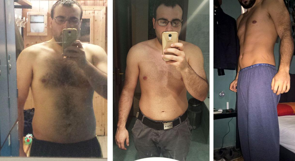 come far cadere qualche chilo in 5 giorni
