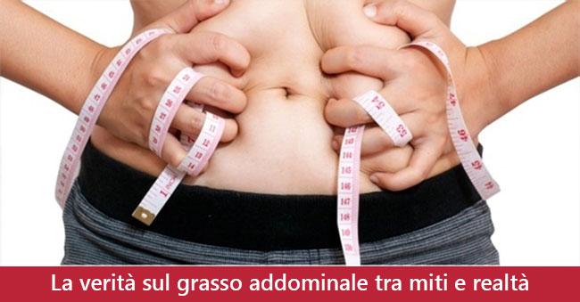 perdere il grasso della pancia cosa non mangiare